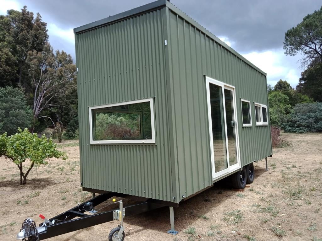 The Green Machine Tiny Homes Built by Tiny Homes perth